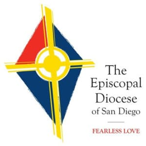 Episcopal Diocese of San Diego Cross Fearless Love